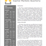 Capital Markets Quarterly 2011