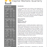 Capital Markets Quarterly 2012