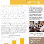 Market Insight: The Next Frontier of Investing