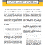 Capital Markets Quarterly 2Q14