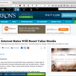 Rising Interest Rates Will Boost Value Stocks