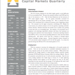 CAPITAL MARKETS QUARTERLY 2010