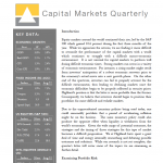 Capital Markets Quarterly 1Q13